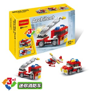 Harga mainan lego bricks building blocks decool 3102 bagus murah bisa 3 in | HARGALOKA.COM