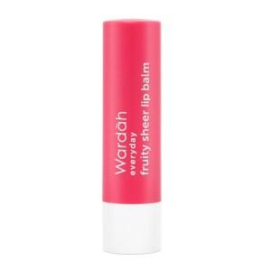 Harga wardah everyday fruity sheer lip balm strawberry | HARGALOKA.COM