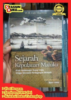Harga sejarah kepulauan maluku   w r van hoevell     HARGALOKA.COM