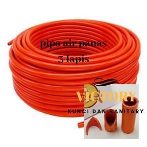 Harga selang air panas dingin orange water heater | HARGALOKA.COM