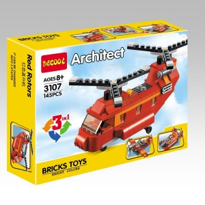 Harga mainan lego bricks building blocks decool 3107 bagus murah bisa 3 in | HARGALOKA.COM