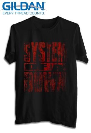 Harga kaos distro system of a down tshirt original gildan softstyle soad | HARGALOKA.COM