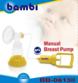 Harga pompa asi manual manual breast pump bambi bb 0613ii | HARGALOKA.COM