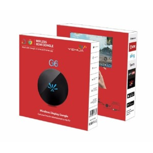 Harga yehua tv stick g6 5ghz high speed wifi display tv dongle | HARGALOKA.COM