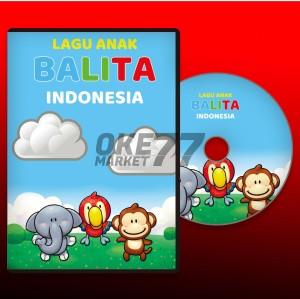 Harga dvd video lagu anak balita indonesia 60 lagu | HARGALOKA.COM