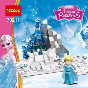 Harga mainan lego bricks building blocks decool 70211 bagus | HARGALOKA.COM