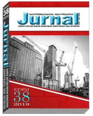 Harga preorder   jurnal harga satuan bahan bangunan 38     HARGALOKA.COM