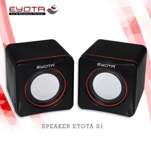 Harga eyota speaker s1 multimedia 2 0   HARGALOKA.COM