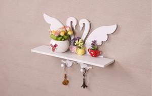 Info Rak Dinding Vintage Angsa Swan Dengan 2buah Hook Gantungan A535 Katalog.or.id