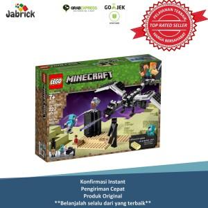 Harga lego 21151 minecraft the end | HARGALOKA.COM