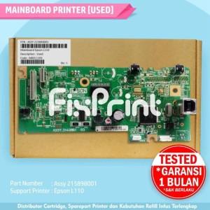 Harga board printer epson l110 mainboard l110 motherboard l110 used   | HARGALOKA.COM