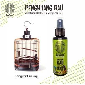 Harga penghilang bau sangkar burung kandang | HARGALOKA.COM