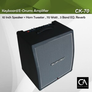 Harga ampli silvercrest ck70 amplifier keyboard ck 70 speaker drum | HARGALOKA.COM