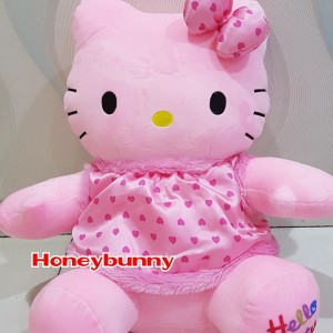 Harga boneka hello kitty jumbo besar yelvo | HARGALOKA.COM