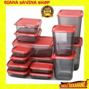 Harga 14pc box container toples kulkas organizer kulkas rapi tidak | HARGALOKA.COM