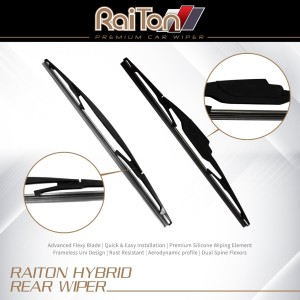 Harga raiton wiper kaca belakang untuk mobil toyota avanza baru 14   HARGALOKA.COM