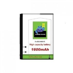 Harga hippo baterai blackberry pearl 3g 9100 1600 mah garansi | HARGALOKA.COM