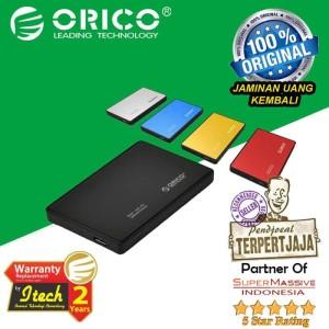 Harga orico 2588us3 original   2 5in hdd ssd mobile enclosure with usb 3 0   | HARGALOKA.COM
