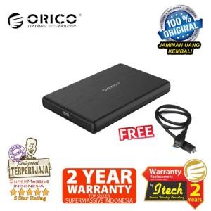 Harga orico 2189c3 2 5 inch type c casing harddisk external usb 3 | HARGALOKA.COM