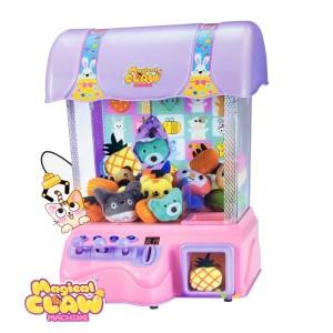 Harga magical claw machine lql3301   jual mainan anak   mainan lucu     merah   HARGALOKA.COM