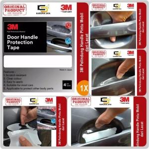 Harga 3m Door Handle Protection Tape 1 Pack Pelindung Handle Pintu Mobil Katalog.or.id