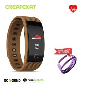 Harga createkat smart band konsumsi daya ultra rendah smartwatch katfit 1   | HARGALOKA.COM
