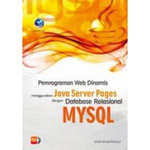Harga buku pemrograman web dinamis menggunakan java server pages dengan | HARGALOKA.COM