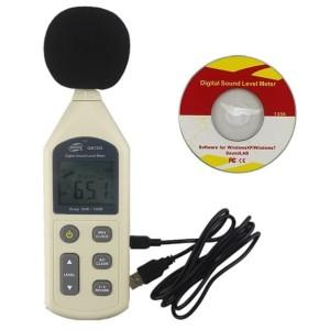 Harga gm1356 digital sound level meter usb noise tester meter 30 130 dba 35 | HARGALOKA.COM