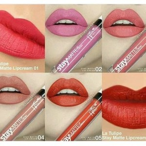 Katalog Lip Cream La Tulipe Katalog.or.id