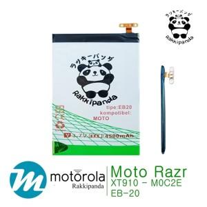 Harga baterai motorola razr xt910 m0c2e eb20 double ic | HARGALOKA.COM