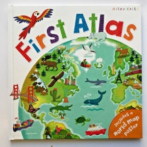 Harga first atlas miles kelly import | HARGALOKA.COM