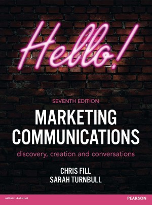 Harga marketing communications by chris fill 7e 2016 | HARGALOKA.COM
