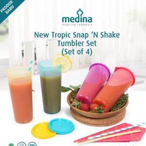 Harga new tropic snap n shake tumbler 1 pc | HARGALOKA.COM