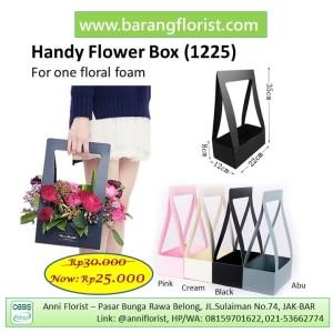 Harga handy flower box kotak bunga anni florist barang florist     HARGALOKA.COM