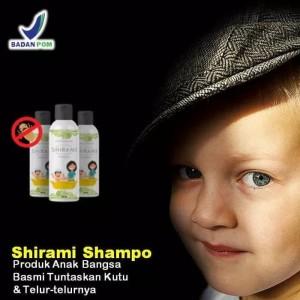 Info Best Seller Shirami Shampo Anti Kutu Anak Dan Dewasa Katalog.or.id
