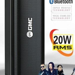 Harga gmc bluetooth portable speaker | HARGALOKA.COM