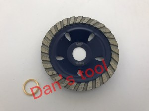 Katalog Promo 75mm 180 Grit Diamond Grinding Wheel Cup Grinder Milling For Katalog.or.id