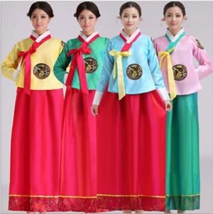 Harga kostum hanbok pakaian tradisional adat korea | HARGALOKA.COM