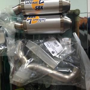Harga leovince exhaust suzuki | HARGALOKA.COM