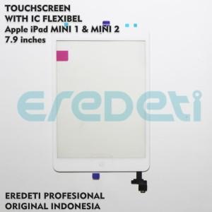 Harga touchscreen with ic flexibel apple ipad mini 1 mini 2 kd 002414   | HARGALOKA.COM