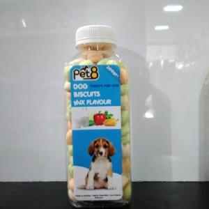 Harga biscuits snack mix flavour untuk anjing 200 | HARGALOKA.COM