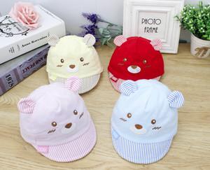 Harga topi bayi beruang berkuping lucu topi anak imut   | HARGALOKA.COM