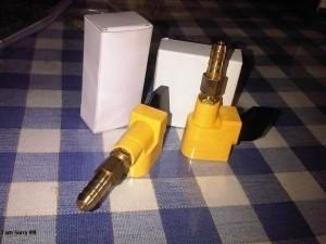 Harga regulator kopling high presure pensonic untuk gas lpg 12kg dan | HARGALOKA.COM