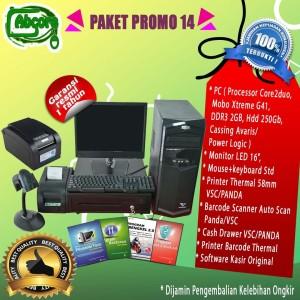 Harga paket komputer kasir printer | HARGALOKA.COM
