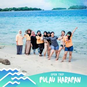 Harga paket wisata tur travel liburan pulau seribu   harapan open | HARGALOKA.COM