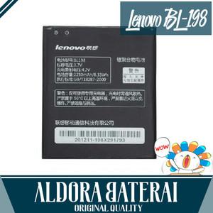 Harga aldora baterai lenovo bl198 a859 s920 s880 doubel ic high | HARGALOKA.COM