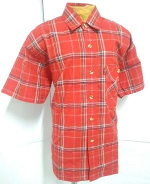 Harga 200 205 15 19 tahun kemeja baju atasan hem pendek anak cowo pria   18 19 tahun   HARGALOKA.COM