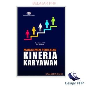Harga buku manajemen penilaian kinerja   HARGALOKA.COM