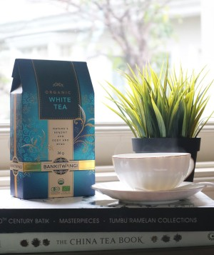 Harga teh organik teh putih bankitwangi organic white tea 36 | HARGALOKA.COM