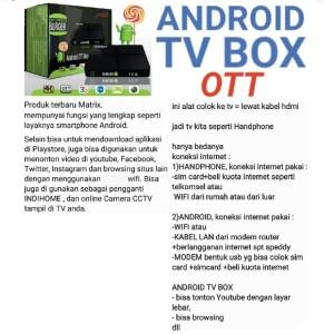 Harga android tv box ott | HARGALOKA.COM